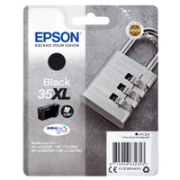 Epson 35XL Black Ink Cartridge - High Capacity C13T35914010