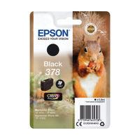 Epson 378 Black Ink Cartridge - C13T37814010