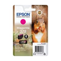 Epson 378 Magenta Ink Cartridge - C13T37834010