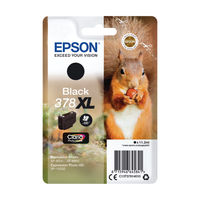 Epson 378XL Black Ink Cartridge - High Capacity C13T37914010