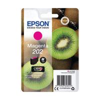 Epson 202 Magenta Inkjet Cartridge - C13T02F34010