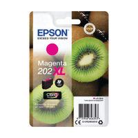 Epson 202XL Magenta Inkjet Cartridge - C13T02H34010