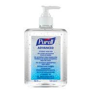 Purell 500ml Advanced Hygienic Hand Rub - 9268-12-EEU00