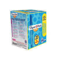 Paper Mate Blue InkJoy 100 Value Pack, Pack of 100 - S0977420