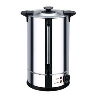 Igenix 8.8 Litre Stainless Steel Urn - HID52927