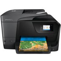 HP OfficeJet Pro 8710 All-in-One Printer Black - D9L18AA80