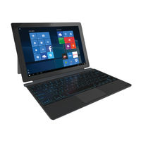 Zagg Slim Cover with Keyboard, Black, Microsoft Surface Pro 3/4 - MC3WKK-BB