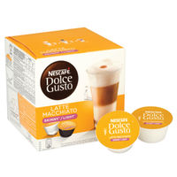 View more details about Nescafe Dolce Gusto Skinny Latte Capsules, Pack of 48 - 12051231