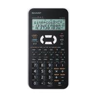 Sharp EL-531XH Black Scientific 12 Digit Calculator - EL531XBWH