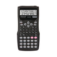 View more details about Rebell 2-Line Display Scientific Calculator - RE-SC2040 BX