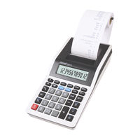 Rebell PDC10 WB Printing Calculator - RE-PDC10 WB