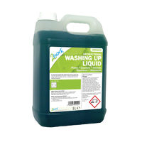 2Work Antibacterial Washing Up Liquid 5 Litre - 221