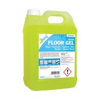 2Work Lemon Floor Gel 5 Litre - 111
