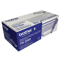 Brother HL-2030 Black Laser Toner - TN-2000