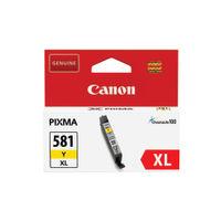 Canon CLI-581XL Yellow Ink Cartridge - 2051C001