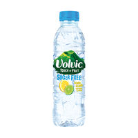 Volvic Touch of Fruit Lemon and Lime Fruit Water 500ml (Pack of 12) - 122441