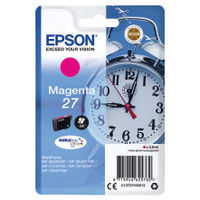 Epson 27 Magenta Ink Cartridge - C13T27034012