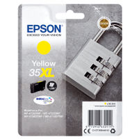 Epson 35XL Yellow Ink Cartridge - High Capacity C13T35944010