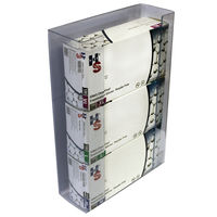 View more details about Shield Clear Triple Disposable Glove Dispenser (Pack of 2) GE/TGD