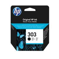 View more details about HP 303 Black Ink Cartridge T6N02AE