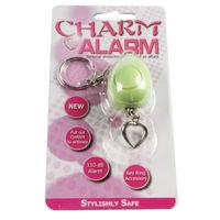 SureGuard Micro Key Chain Electronic Charm Alarm - PACA/SA