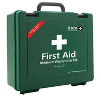 St John Ambulance Workplace First Aid Kit Medium - F30608