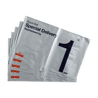 View more details about C5 Special Delivery Guaranteed by 1pm Envelopes - Pack of 5