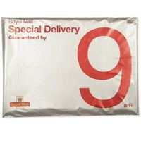 9am Special Delivery Envelopes, Pack of 5 <TAG>NEW</TAG>