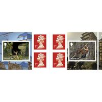 1st Class Stamps x 6 Pack - (Postage Stamp Book) - Video Games