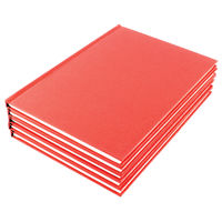 Manuscript A4 Ruled Feint Books, Pack of 5<TAG>BESTBUY</TAG>