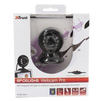 View more details about Trust Spotlight Webcam Pro Black 16428
