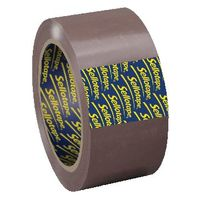 Sellotape Buff Packaging Tape, 50mm x 66m - Pack of 6 - SE2456