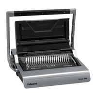 View more details about Fellowes Galaxy-500 Comb Binder - 5622001