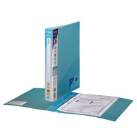 Snopake Blue A4 2 O-Ring Binder 25mm, Pack of 10 - SK02692
