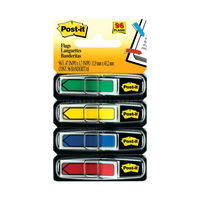 View more details about Post-it Assorted Standard Index Arrows, Pack of 96 | 684-ARR3