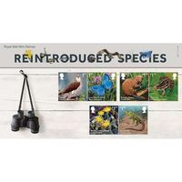 Reintroduced Species Presentation Pack - AP443