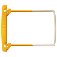 Yellow Jalema Clips - Pack of 100 - 5710000