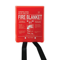 View more details about Fire Blanket Fibreglass 1800 x 1200mm - FM61020
