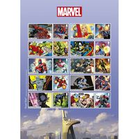 The Marvel Generic Sheet - AT107