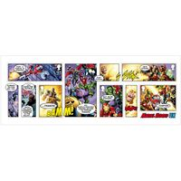 The Marvel Miniature Sheet - MZ138