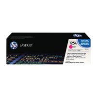 View more details about HP 125A Magenta Laserjet Toner Cartridge CB543A