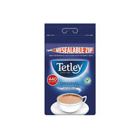 View more details about Tetley One Cup Teabags - Pack of 440 - NWT006