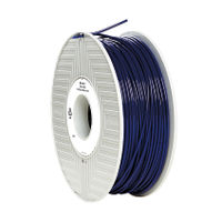 Verbatim Blue 2.85mm PLA 3D Printing Filament, 1kg Reel - 55332