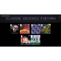 View more details about Classic Science Fiction Presentation Pack