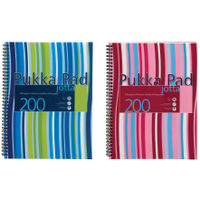 Pukka Pad A5 Jotta Notebooks, Pack of 3 - PP00510