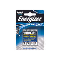 Energizer Ultimate Lithium Battery AAA - 627326
