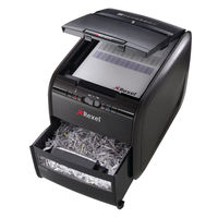 Rexel 60X Auto+ Confetti Cross Cut Shredder - 2103060