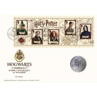 The Harry Potter Hogwarts Medal Cover - AM058