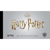 The Harry Potter Prestige Stamp Book - YB079