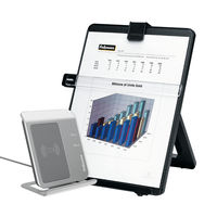 View more details about Fellowes Workstation Document Holder Black 21106